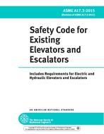 A17.3 2015 Safety Code for Existing Elevators