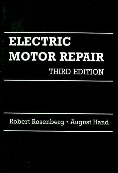 Electric Motor Repair 3rd Edition
