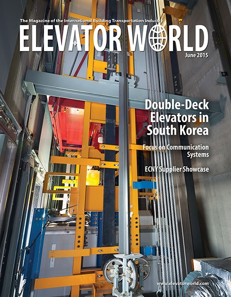 2015 June Lubrication and Elevator Ropes: Myths, Half Truths and Mistruths