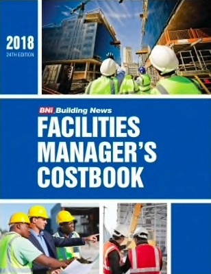 2018 BNI Facilities Manager's Costbook