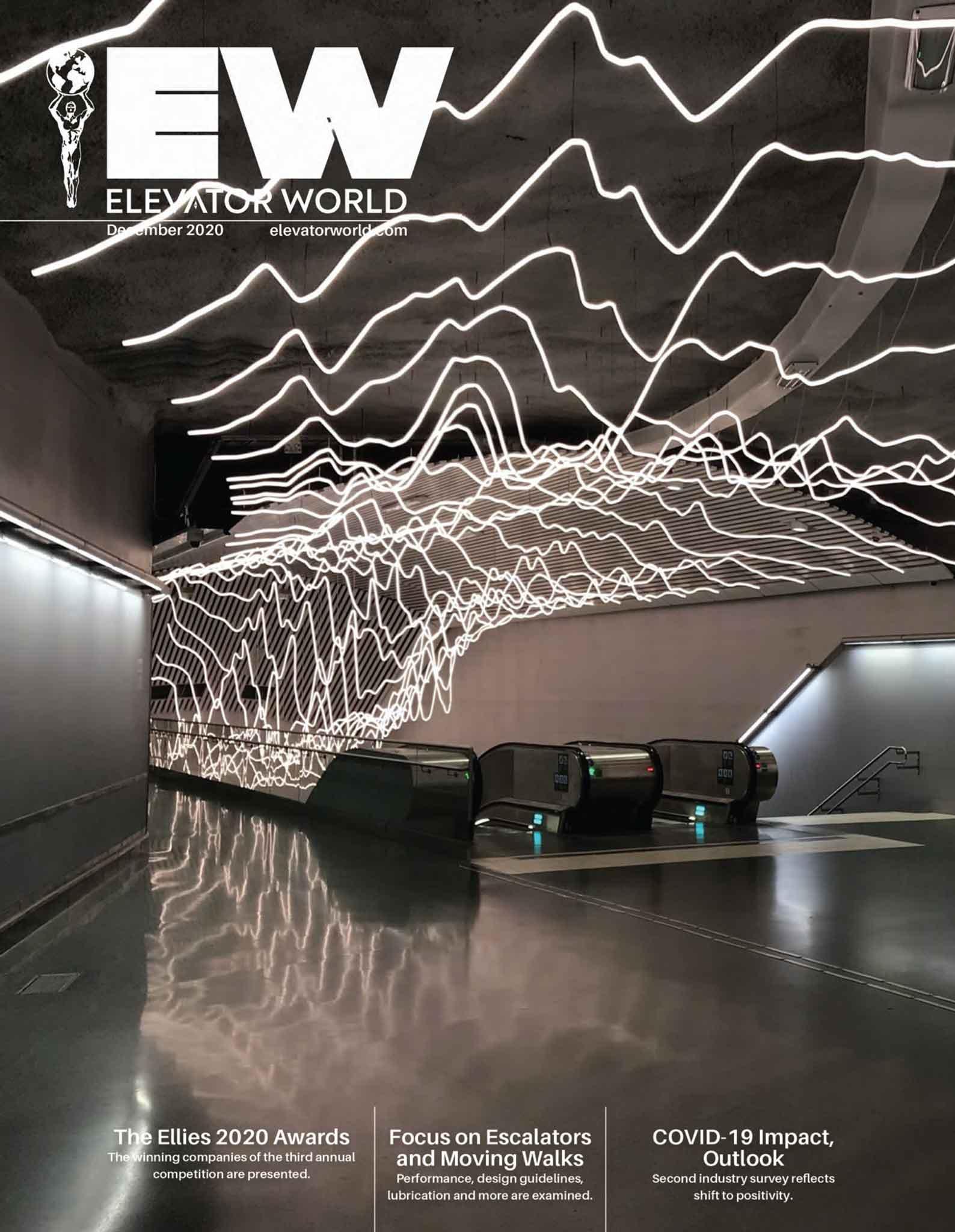 Elevator World | December 2020